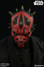 DARTH MAUL DUEL ON NABOO Star Wars SIDESHOW Sixth Scale 1:6 Figure_US DEALER!