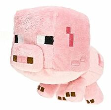 "Minecraft Baby Pig 7"" Plush , New, Free Shipping"
