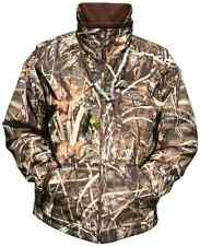 Drake Waterfowl 210 2X MST Fleece Lined Full Zip Coat MAX4 Camo 8457
