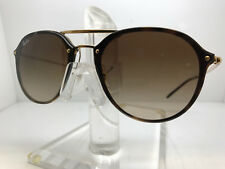 AUTHENTIC RAY BAN RB 4292N 710/13 LIGHT HAVANA BROWN GRADIENT LENS
