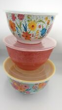 The Pioneer Woman Sunny Days Melamine Bowls 6 Pieces Set