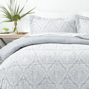 Home Collection Down Alternative English Countryside Reversible Comforter set