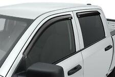 Door Window Deflector-Big Horn, Extended Cab Pickup STAMPEDE 6251-59