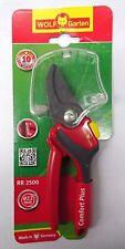 Wolf Garten 2-schneidige Gartenschere RR2500 • Comfort Plus • 22mm