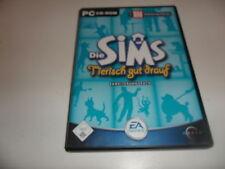 PC   Die Sims: Tierisch gut drauf