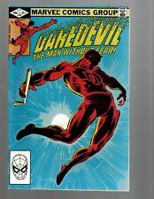 Daredevil # 185 NM- Marvel Comic Book Bullseye Defenders Hell's Kitchen TW67