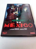 "DVD ""MISTERIO EN MEXICO"" COMO NUEVO ROBERT WISE WILLIAM LUNDIGAN JACQUELINE WHIT"