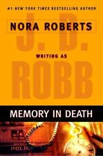 Memory in Death by J. D. Robb (2006, Hardcover)