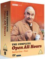 Nuovo Aperto Tutti Ore Serie 1 A 4 Collezione Completa DVD