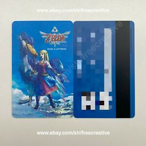 The Legend Of Zelda Loftwing Skyward Sword amiibo Cards NFC Card For switch