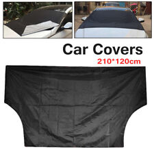 Auto Car Windshield Snow Cover Ice Frost Sun Shade Protector Tarp Flap MagneticS