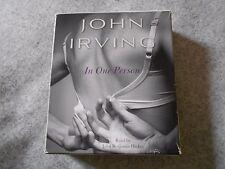John Irving In One Person Unabridged CD Audio book Audiobook