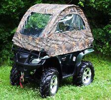 Rain Rider ATV Soft Top Cab Universal Camo Realtree Hardwood Grey REALTREETOP