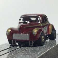 Auto World '41 Willys Gasser Coupe, Blood, Sweat & Fears, Release 14 ThunderJet