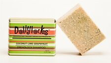 Dollylocks - Dreadlocks Shampoo Bar - Coconut Lime Grapefruit (4.5oz/127g)