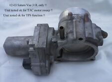 2002 2003 02 03 Saturn Vue 3.0L V6 Throttle Body assembly unit warranty  tested