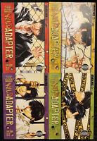 Wild Adapter 1, 2, 3, 4 Manga Shounen-Ai MATURE Graphic Novel Tokyopop OOP