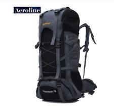 Aeroline Mountaineering Bag Sports Outdoor Backpack Hiking Climbing Boarding 70L
