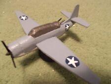 Built 1/100: American GRUMMAN TBF-1 AVENGER Dive-Bomber Aircraft US Navy