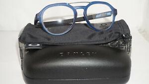 OAKLEY RX Eyeglasses New Oph Seavenger Translucent Blue OX8151-0351 51 19 138