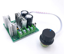 10A DC Motor speed controller PWM controller 12V-40V 0.01-400W