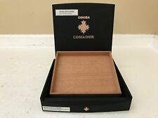 Cohiba Comador Double Corona Cigar Box Empty, For Display