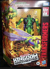 Transformers War For Cybertron Waspinator Wfc-K34 Kingdom Deluxe Class - New!