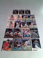*****Todd Dunwoody*****  Lot of 19 cards.....12 DIFFERENT / Baseball