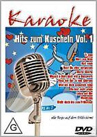 Karaoke DVD Hits el Acurrucarse Vol. 1 (Nuevo) GRÖNEMEYER