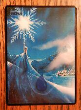 MTG altered art Frozen Island