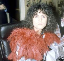 Marc Bolan T-rex Red Fur 10x8 Photo