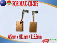 Carbon Brushes For Makita CB315 CB325 CB318 CB330 9553NB 9554NB 9556PB Grinder