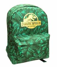 Zaino Jurassic World Logo adaptable green Backpack 40 cm CYP Brands