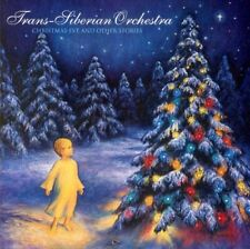 Christmas Eve and Other Stories Trans-Siberian Orchestra Audio CD New
