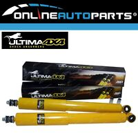2 Front Shock Absorbers suits Landcruiser BJ70 BJ73 BJ74 FJ70 70 Series Gas H/D