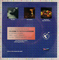 """Frankie Goes To Hollywood Welcome To The Pleasuredome French 45 7"""" sgl FGTH"""
