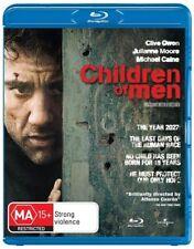 Children Of Men (Blu-ray, 2009)
