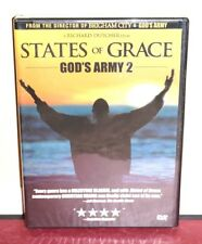 NEW States of Grace God's Army 2 Richard Dutcher Film DVD LDS Mormon Rare Movie