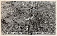California Ca Postcard Real Photo RPPC c1940s SUSANVILLE Birdseye View