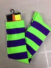 Halloween Sock  Knee sock Size 4 - 10 Cute (S-10)
