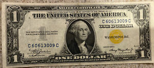 1935A $1 Silver Certificate North Africa WWII Emergency Note