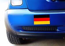 German Flag - Indoor/Outdoor vehicle full color Decal Sticker