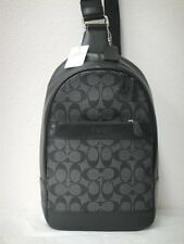 COACH F54787 MEN'S SIGNATURE CHARLES BACKPACK SAME STYLE AS F72043