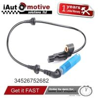 Bmw 3 Series Z4 Front Right Wheel ABS Speed Sensor E46 E85 E86 34526752682 325i