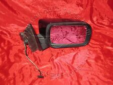 BMW E46 3 series RIGHT DOOR PASSENGER SIDE REAR VIEW OUTSIDE HEATED MIRROR BLUE