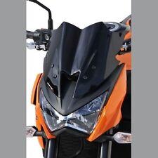 Bulle Saute Vent  Ermax 30 cm Kawasaki Z 800/800 E 2013/2016 Noir Foncé