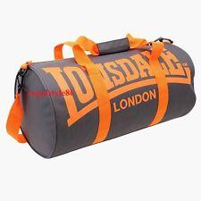 borsa palestra uomo donna maniglia e tracolla LONSDALE mini viaggio sport lavoro