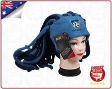 A-League Sydney FC Dreadlock Fun Hat Cap Beanie Official Merchandise