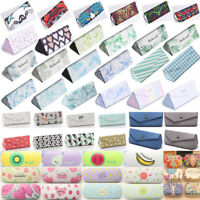 Hard Glass Case Spectacle Reading Storage Case Sunglasses Glasses Cases Box Lot
