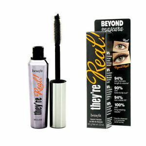 Benefit THEY'RE REAL! LENGTHENING MASCARA Black Full Size ~Brand New In Box~